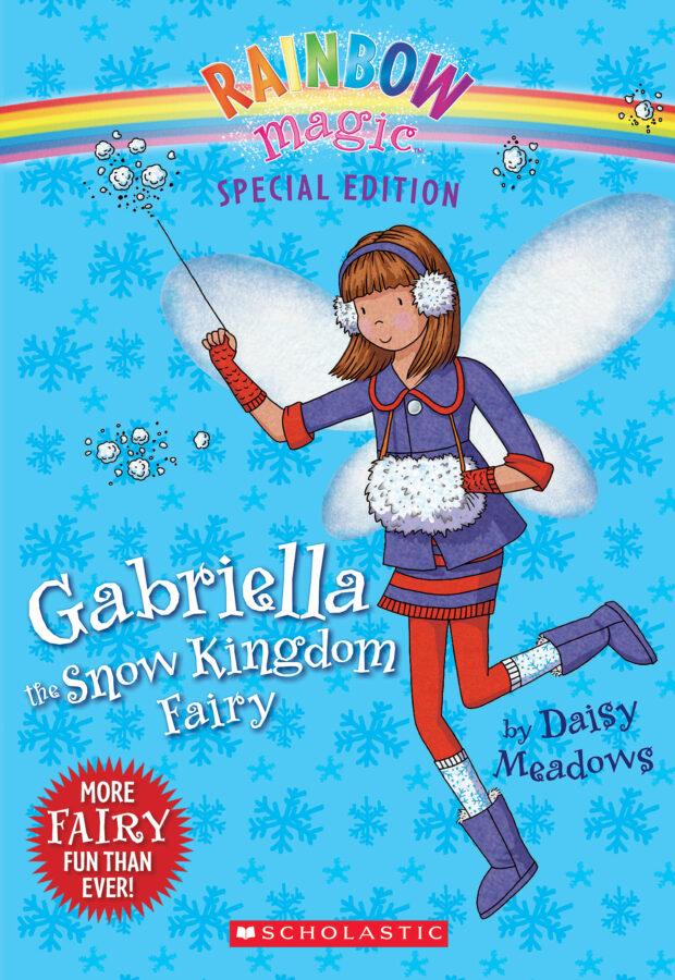 Daisy Meadows - Rainbow Magic SE: Gabriella the Snow Kingdom Fairy