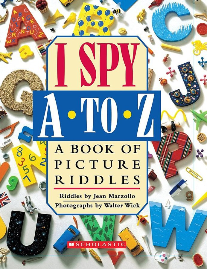 Jean Marzollo - I Spy A to Z