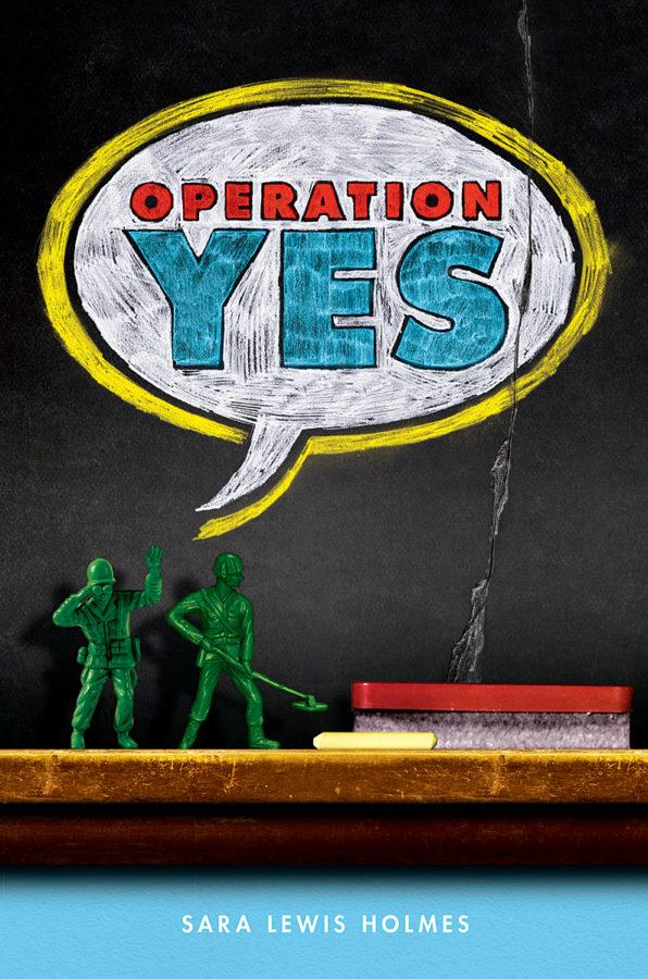 Sara Lewis Holmes - Operation Yes