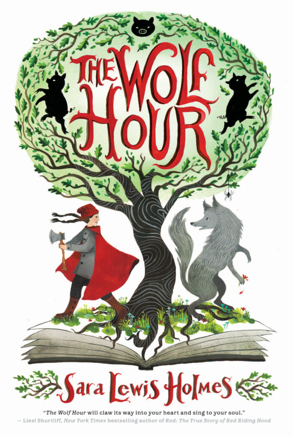 Sara Lewis Holmes - The Wolf Hour