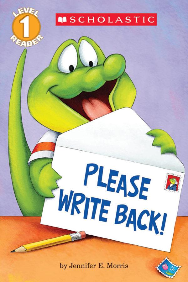 Jennifer E. Morris - Please Write Back!