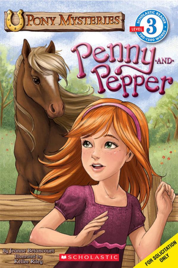 Jeanne Betancourt - Schol Rdr Lvl 3: Pony Mysteries #1: Penny & Pepper