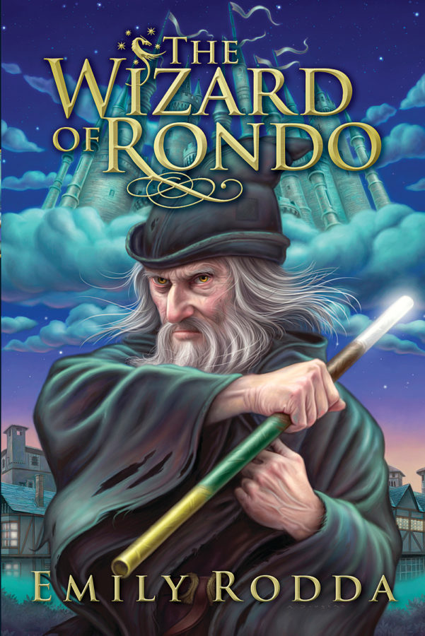 Emily Rodda - Wizard of Rondo, The