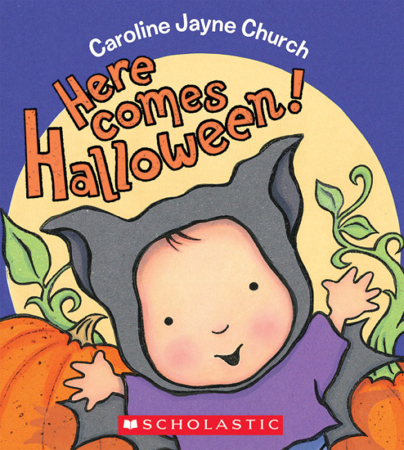 Caroline Jayne Church - Here Comes Halloween!