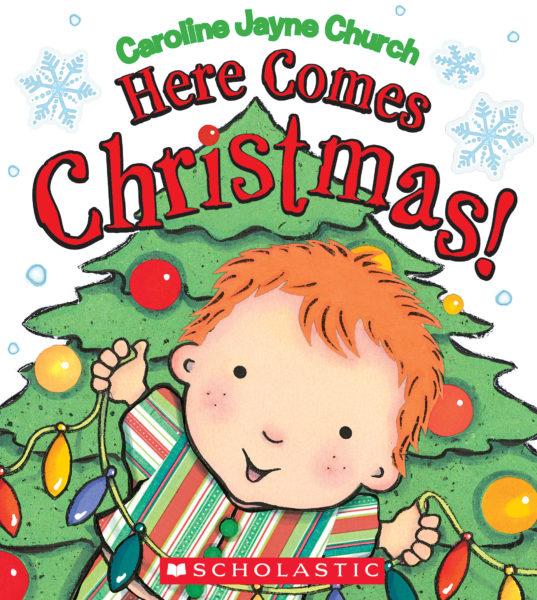 Caroline Jayne Church - Here Comes Christmas!