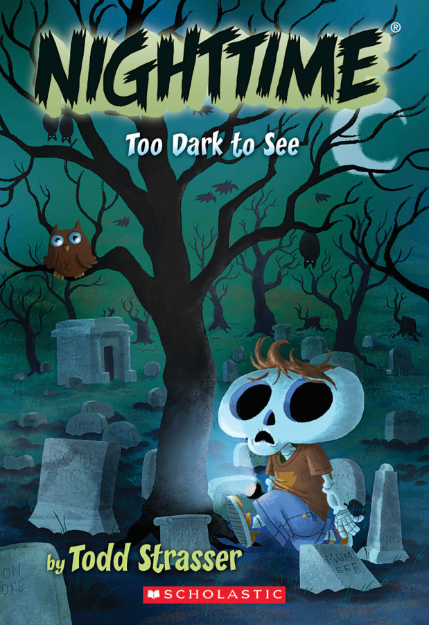 Todd Strasser - Too Dark to See