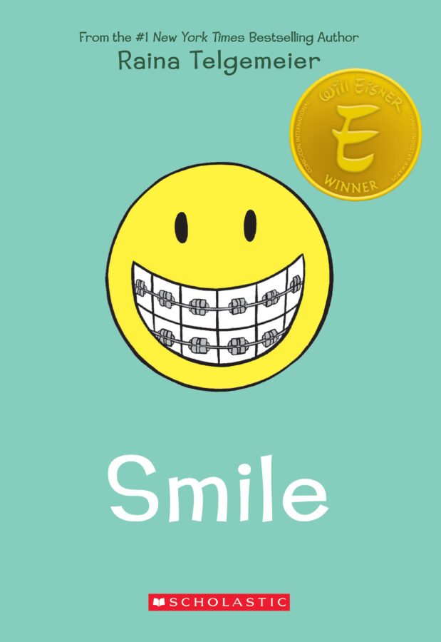 Raina Telgemeier - Smile