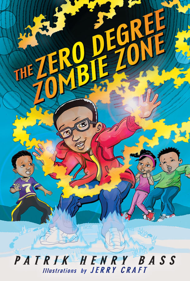 Patrik Henry Bass - The Zero Degree Zombie Zone