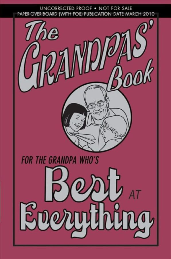 John Gribble - The Grandpas' Book