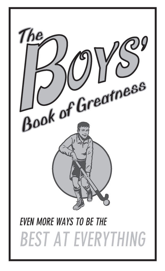 Martin Oliver - The Boys' Book of Greatness