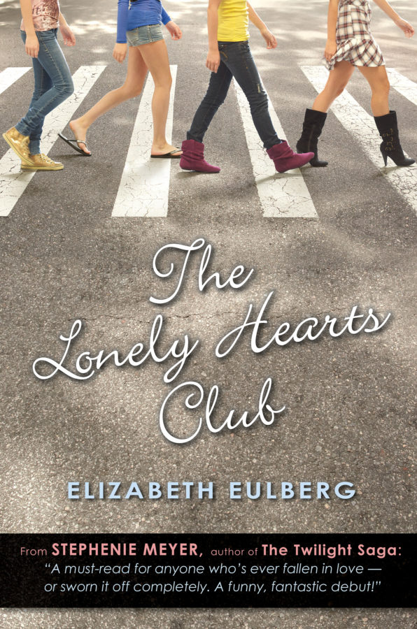 Elizabeth Eulberg - The Lonely Hearts Club