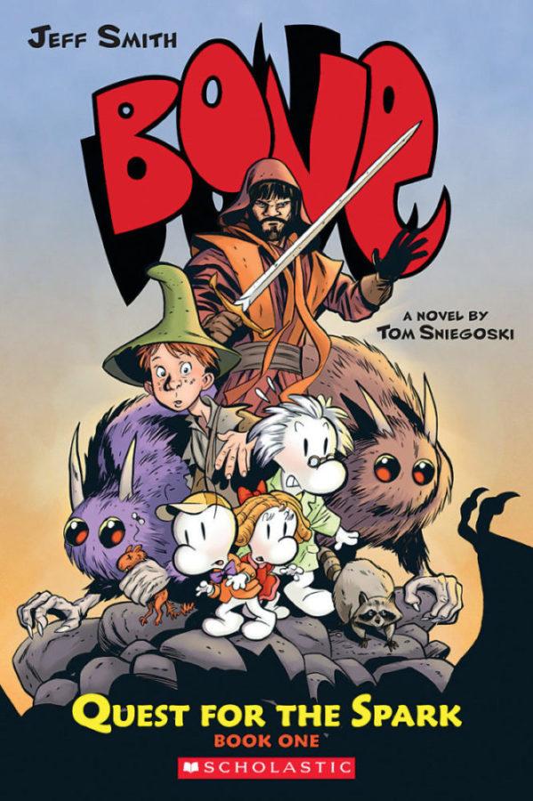 Tom Sniegoski - BONE: Quest for the Spark Book One