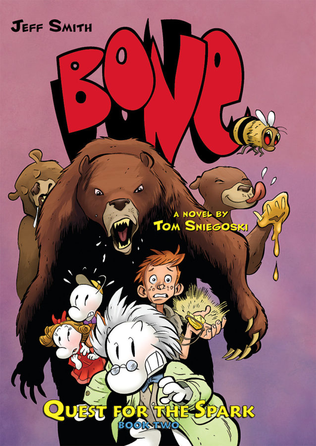 Tom Sniegoski - Bone: Quest for the Spark #2