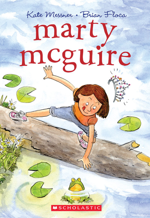 Kate Messner - Marty McGuire