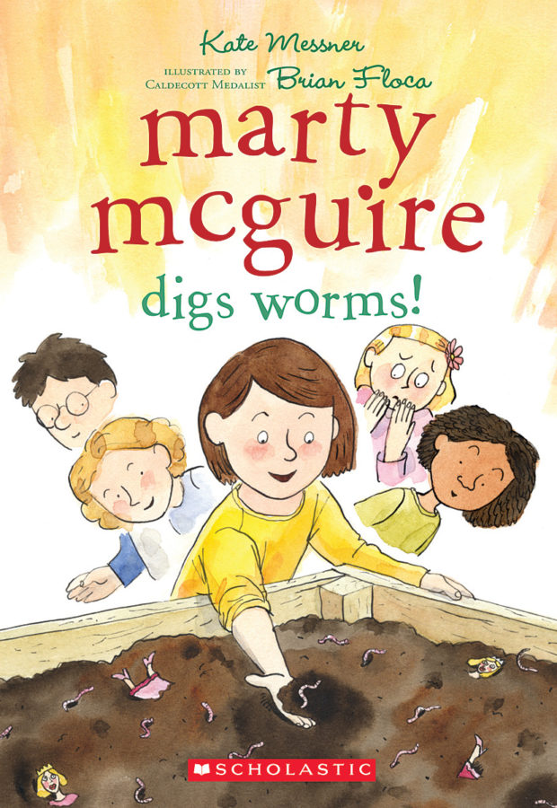 Kate Messner - Marty McGuire Digs Worms!
