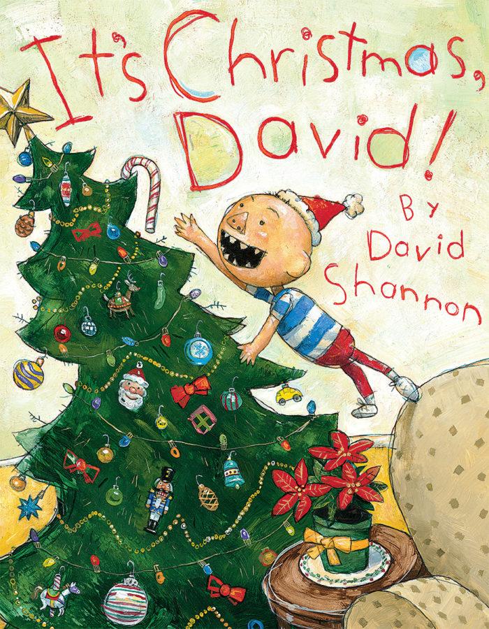 David Shannon - It's Christmas, David!