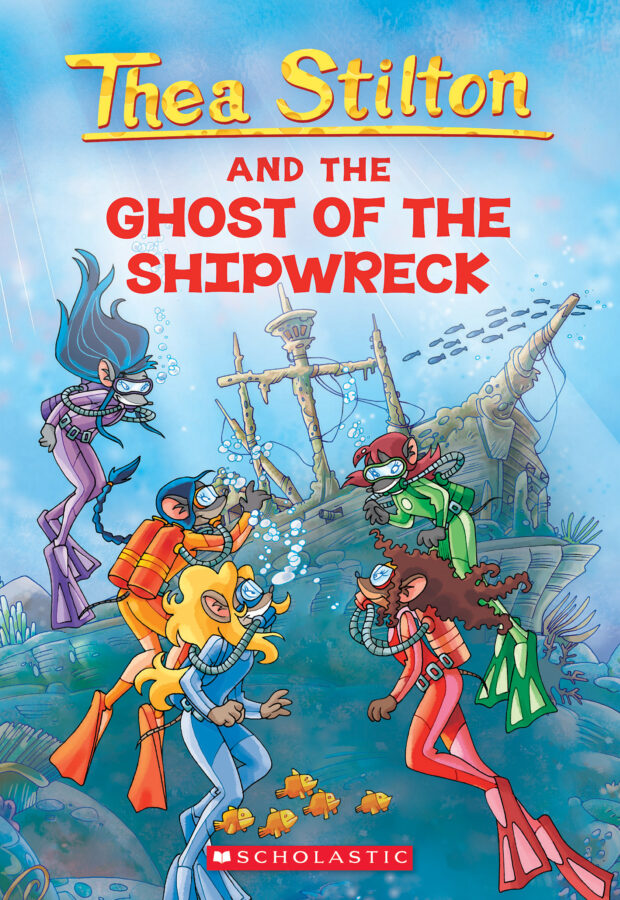 Thea Stilton - Thea Stilton #03: Thea Stilton and the Ghost of the Shipwreck