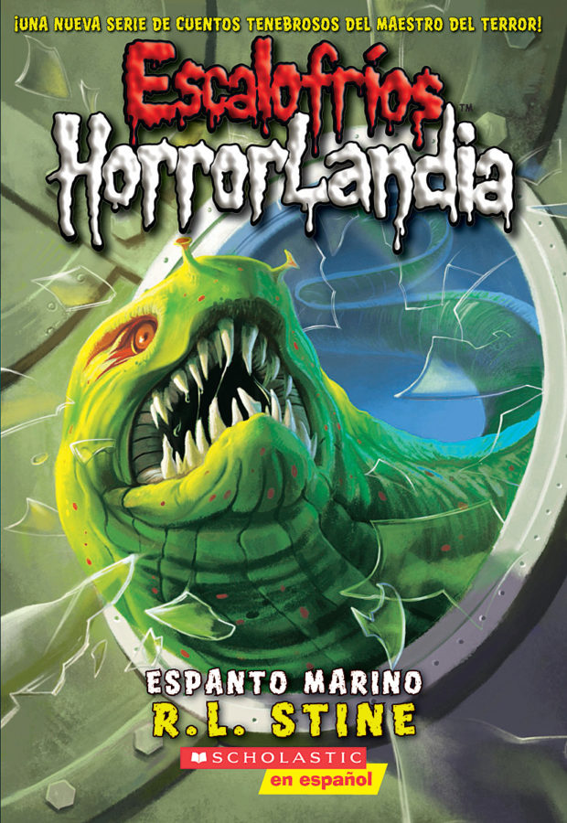 R. L. Stine - Escalofríos HorrorLandia #02: Espanto marino