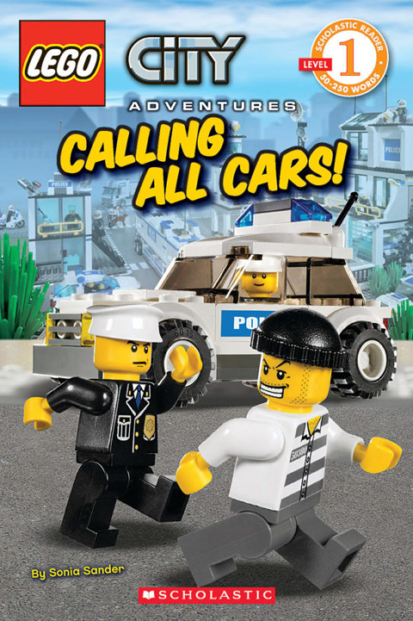 Sonia Sander - LEGO City: Calling All Cars!