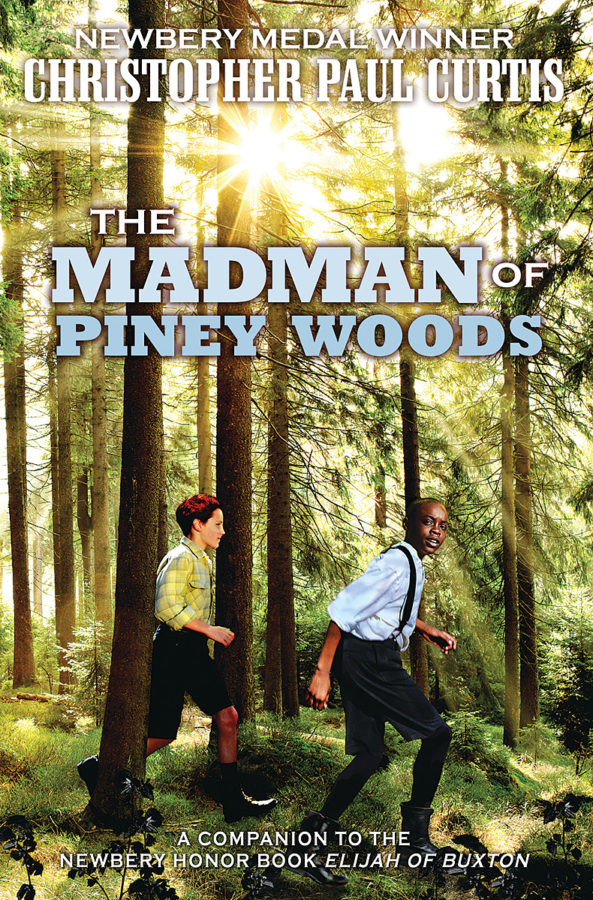 Christopher Paul Curtis - The Madman of Piney Woods