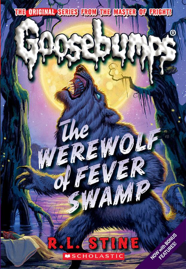 R. L. Stine - The Werewolf of Fever Swamp