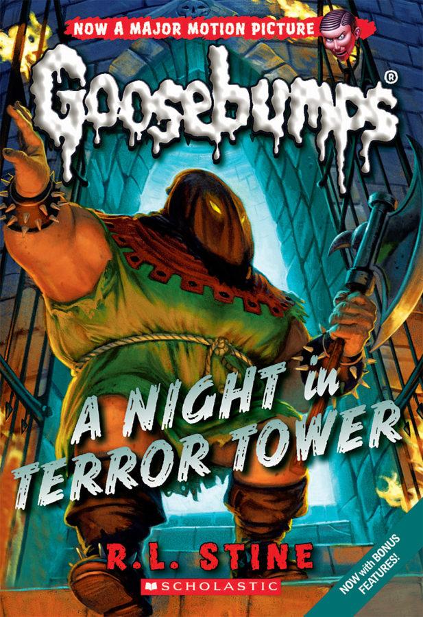R. L. Stine - A Night in Terror Tower