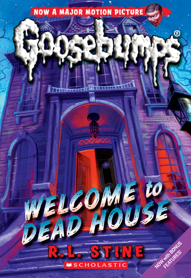 R. L. Stine - Welcome to Dead House