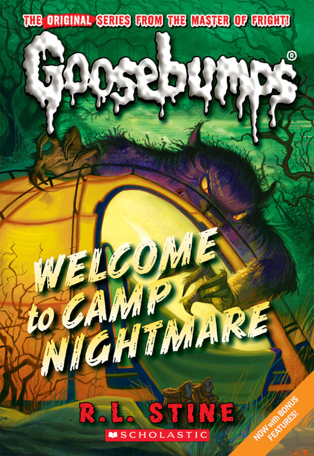 R. L. Stine - Welcome to Camp Nightmare