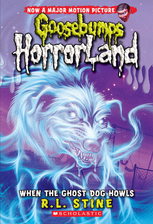 R. L. Stine - When the Ghost Dog Howls
