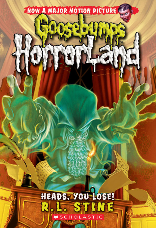 R. L. Stine - Goosebumps HorrorLand #15: Heads, You Lose!