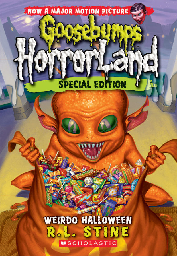 R. L. Stine - Goosebumps HorrorLand #16: Weirdo Halloween: Special Edition