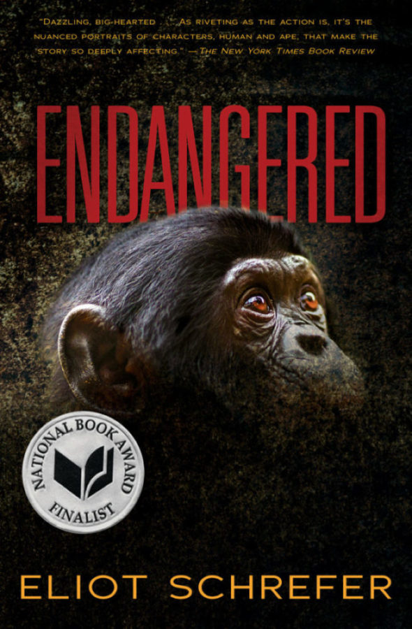 Eliot Schrefer - Endangered