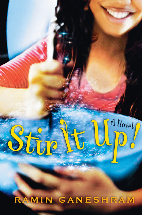 Ramin Ganeshram - Stir It Up