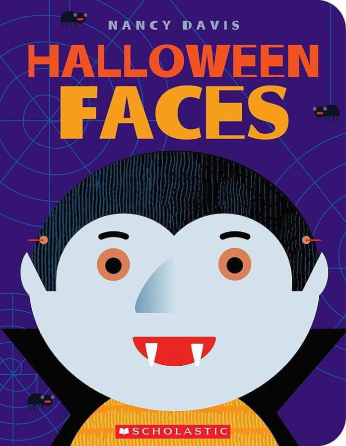 Nancy Davis - Halloween Faces