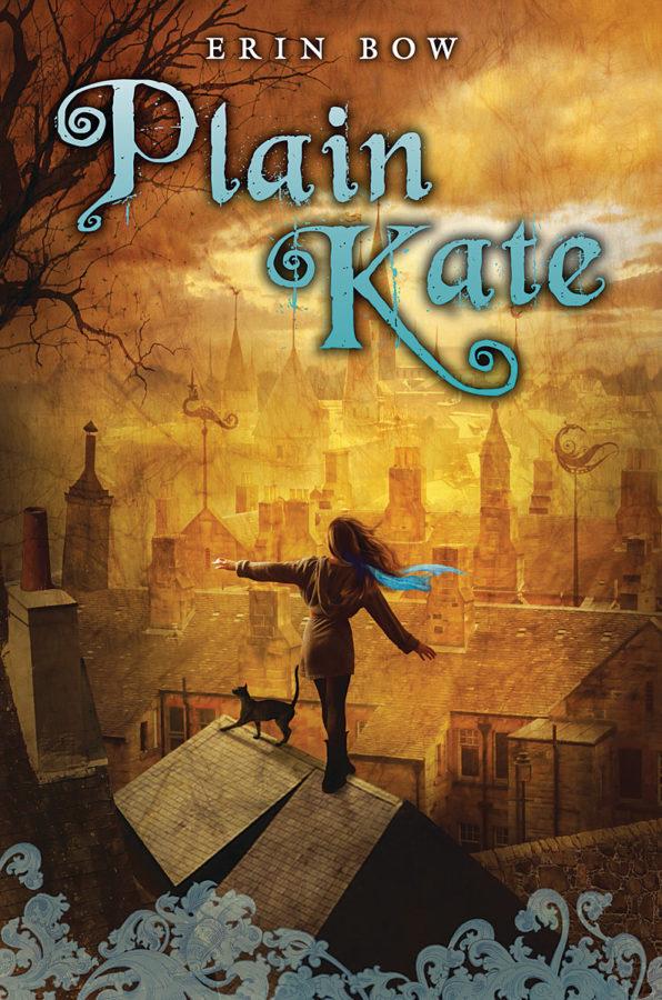 Erin Bow - Plain Kate