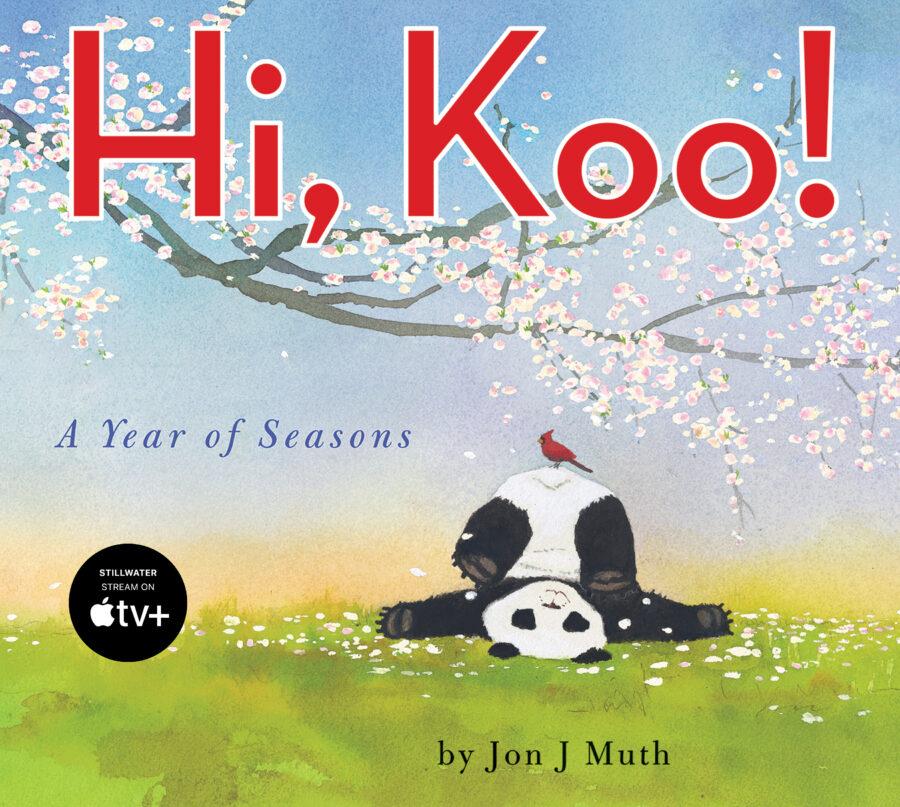 Jon J Muth - Hi, Koo!