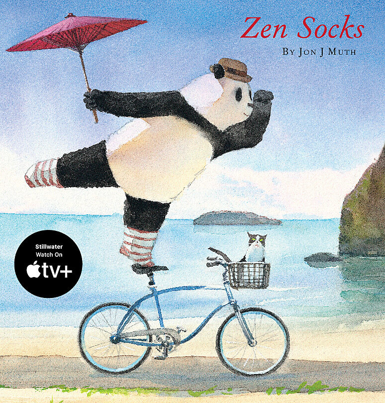 Jon J Muth - Zen Socks
