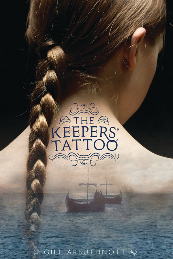 Gill Arbuthnott - The Keepers' Tattoo