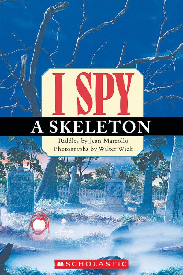 Jean Marzollo - I Spy a Skeleton