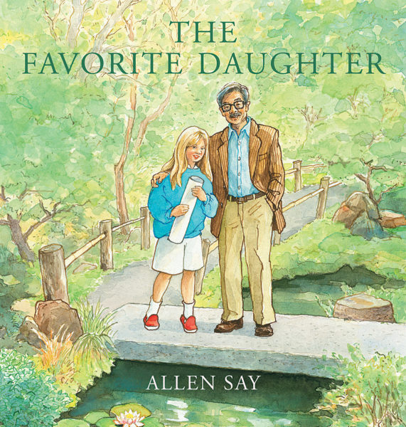 Allen Say - The Favorite Daughter