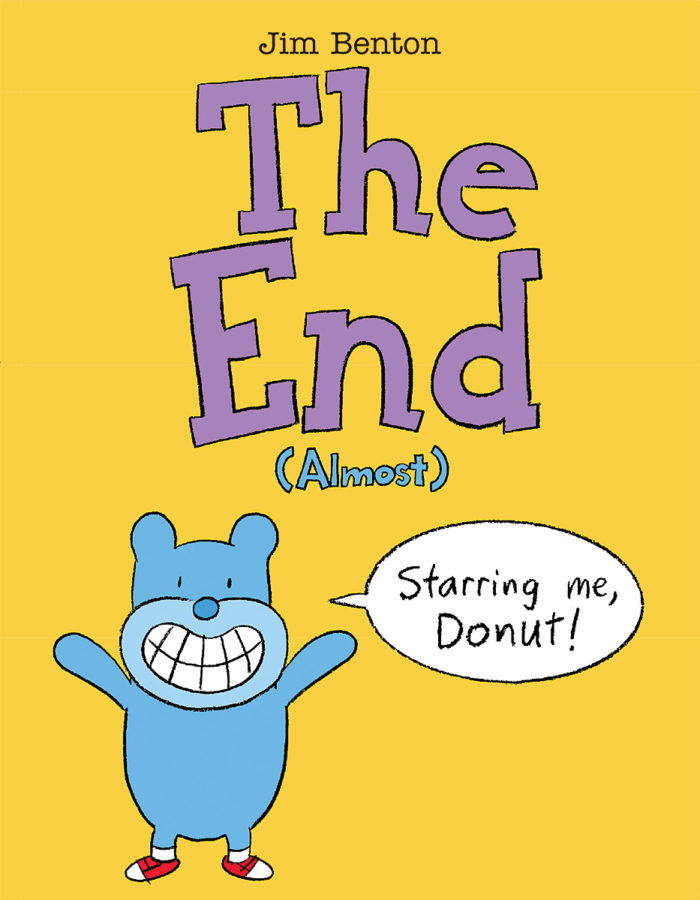 Jim Benton - The End (Almost)