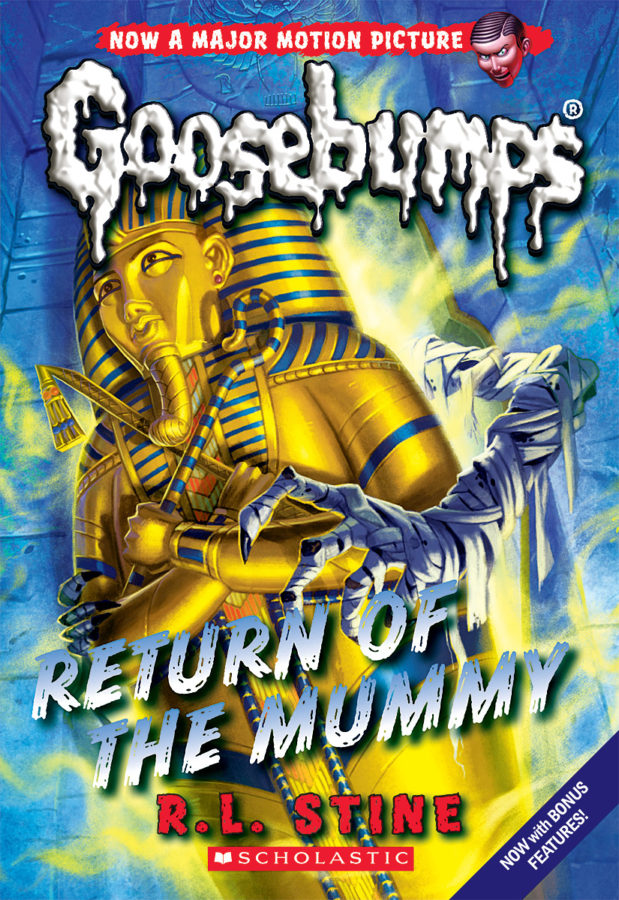 R. L. Stine - Classic Goosebumps #18: Return of the Mummy