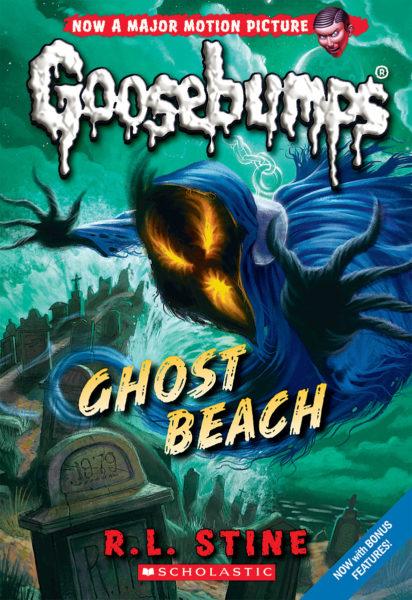 R. L. Stine - Ghost Beach