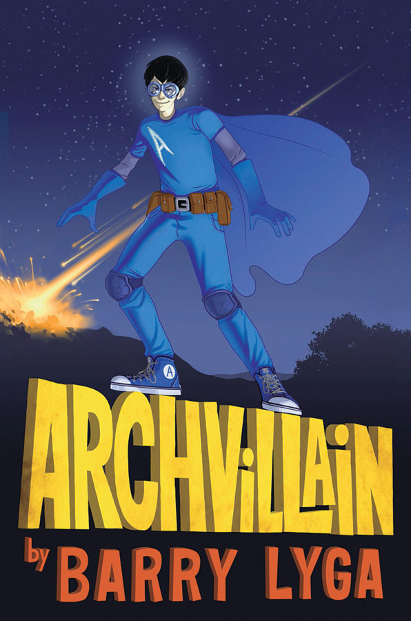 Barry Lyga - Archvillain #01
