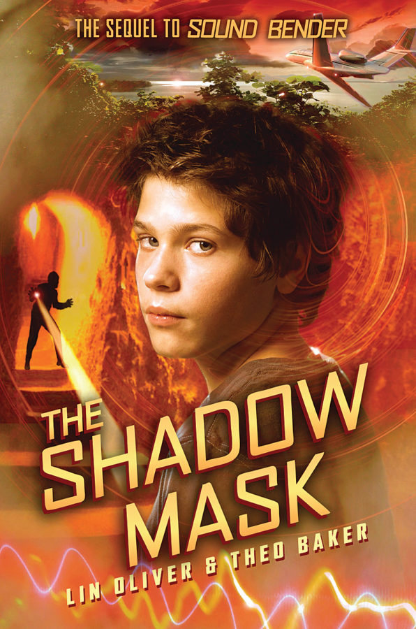 Theo Baker - Sound Bender #2: The Shadow Mask