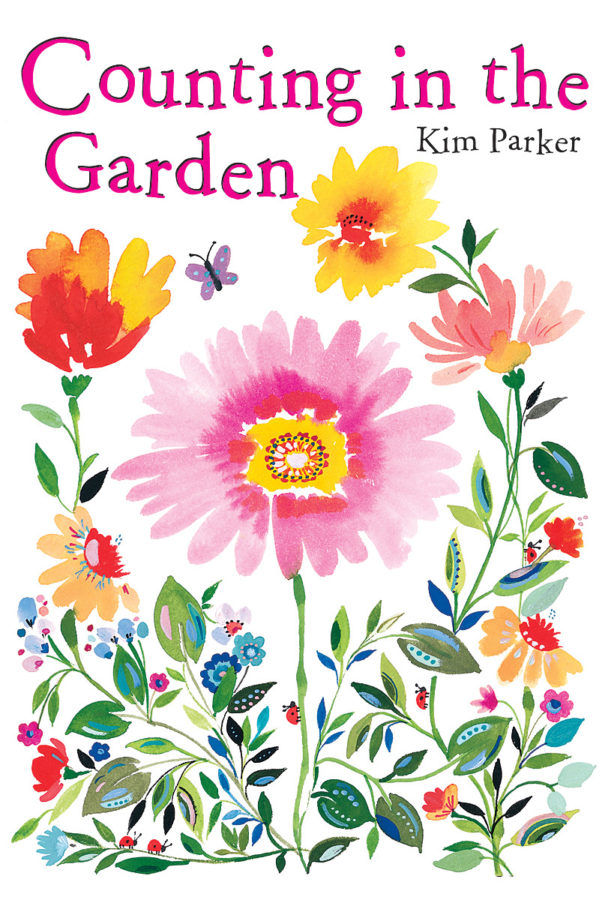 Kim Parker - Counting in the Garden