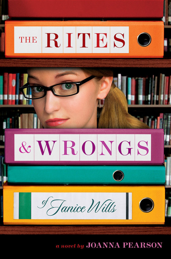Joanna Pearson - The Rites and Wrongs of Janice Wills