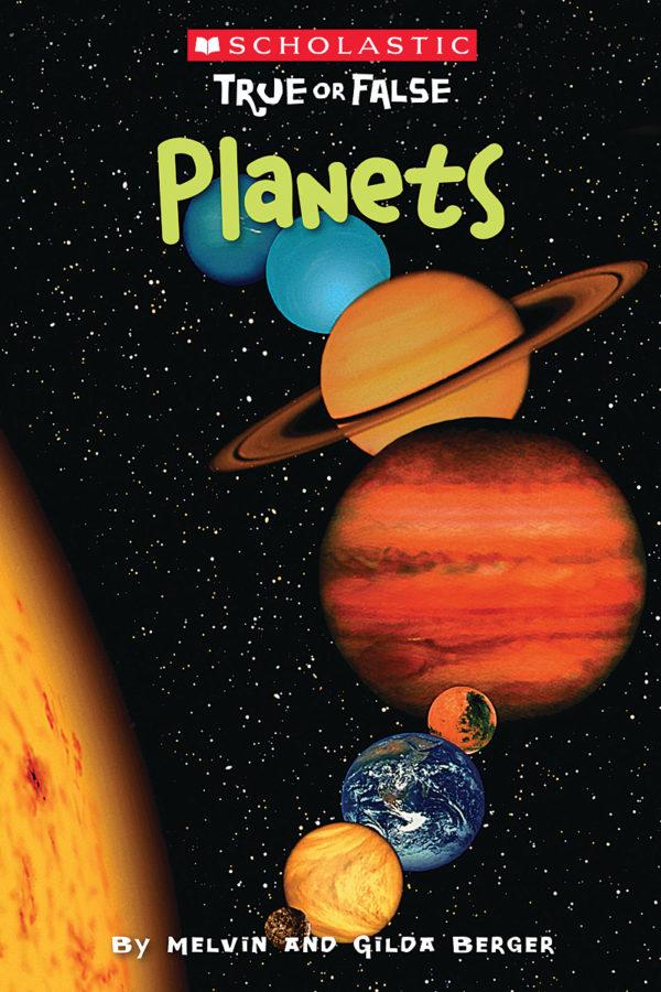 Gilda Berger - Scholastic True or False #9: Planets