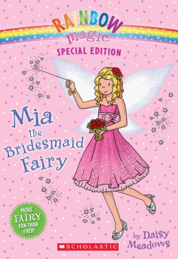 Daisy Meadows - Rainbow Magic SE: Mia the Bridesmaid Fairy