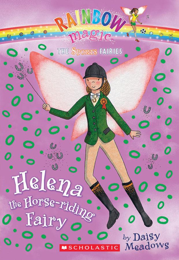 Daisy Meadows - Helena the Horse-Riding Fairy